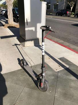 Jump And Spin Electric Scooters Similar To Bike Share Ride Services Many People Claim That Are An Innovative